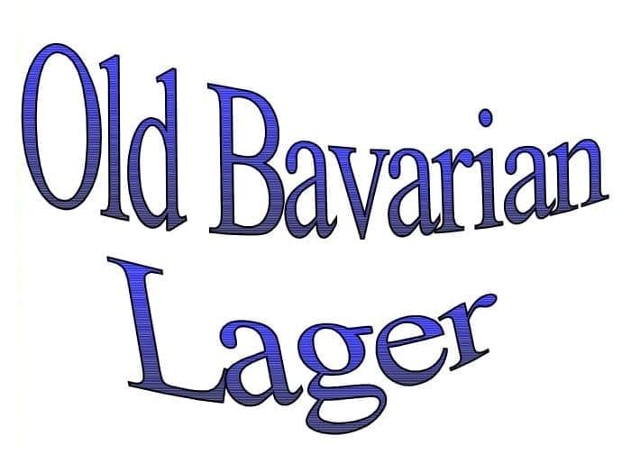 Old Bavarian Lager