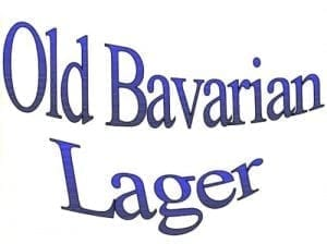 Old Bavarian Lager