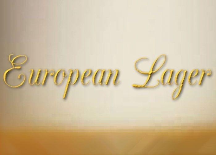 European Lager