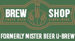The Brew Shop Logo